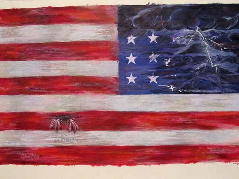 Flag-kind color – 1991