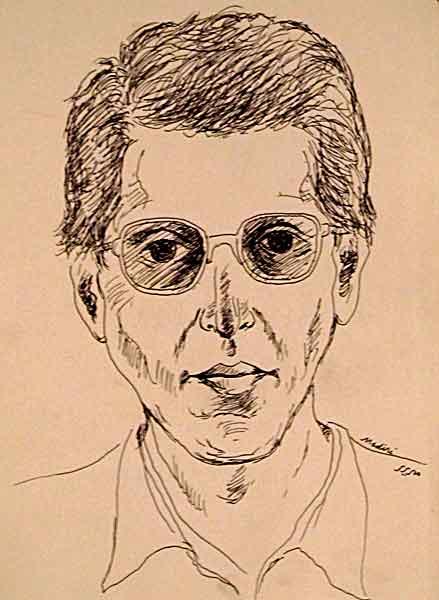 artist autoportray : 1999