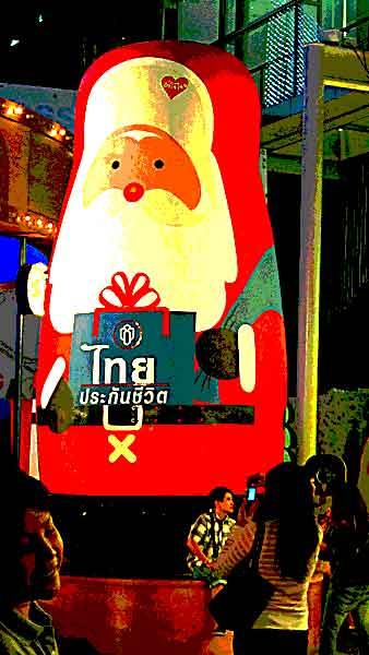 Thailand,Pocket, christmas